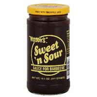 Woody's Woodys BG19745 Woodys Sweet N Smoky Sauce - 6x14.5OZ