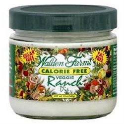 Walden Farms Veggie Ranch Dip, 12 oz, - Pack of 6