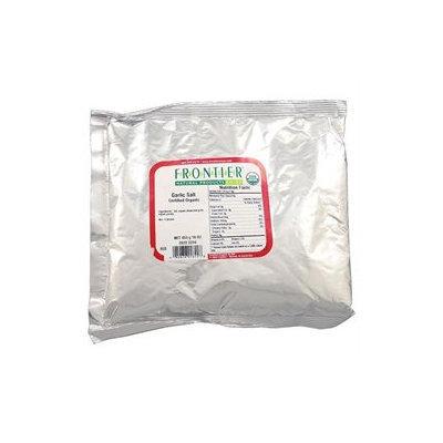 Frontier Garlic Salt Organic - 1 lb