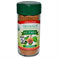 Frontier Natural Products Organic Nutmeg Ground - 1.9 oz