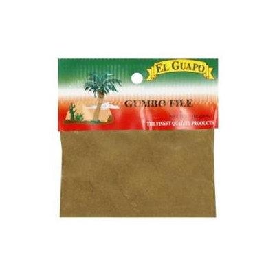 El Guapo BG12600 El Guapo Gumbo File - 12x1OZ