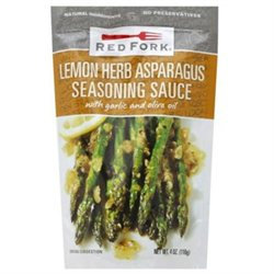 Red Fork Lemon Herb Asparagus Seasoning Sauce 4 oz