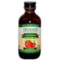 Frontier Herb 34092 Strawberry Flavor A-F