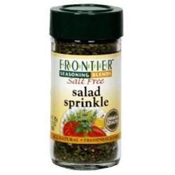 Frontier Herb 28493 Saltless Salad Sprinkle