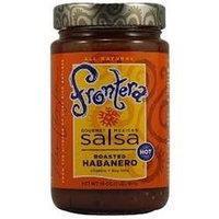 Frontera Foods 19864 Very Hot Habanero Salsa
