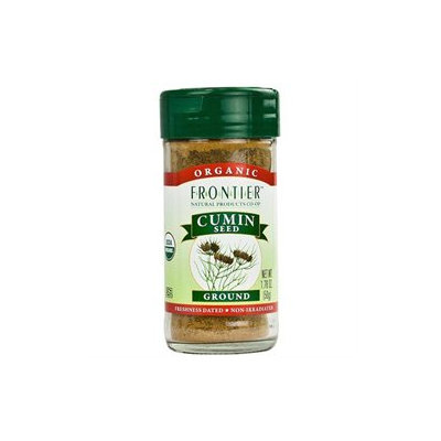 Frontier Natural Products - Cumin Seed Ground Organic - 1.76 oz.
