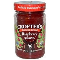 Crofters Organic Fruit Spread Raspberry - 10 oz