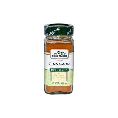 The Spice Hunter Highland Saigon Ground Cinnamon, 6 pk