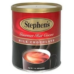 Stephen's Gourmet Hot Cocoa, Milk Chocolate (6x6/1 Lb)