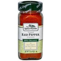 Spice Hunter Organic Ground Cayenne (6x6/1.5 Oz)