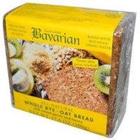 Bavarian Breads, Whole Rye-Oat Bread (6x6/17.6 Oz)