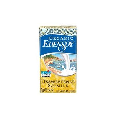 EDEN FOODS Organic Unsweetened Edensoy 32 OZ