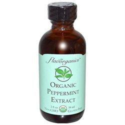 Flavorganics 32034 Organic Pepperment Extract