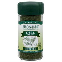 Frontier Herb 28613 0.56oz Dill Weed