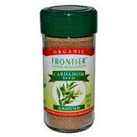 Frontier Herb 28451 Organic Ground Cardamom