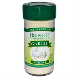 Frontier Herb 28440 Organic Garlic Powder