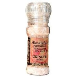 HimalaSalt Refillable Mini Grinder - 4 oz