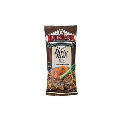 Louisiana Fish Fry B75896 Louisiana Dirty Rice Mix -12x8oz