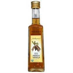 Flavorganics Organic French Vanilla Syrup - 8.5 fl oz