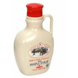 Shady Maple Farms 39762 Organic Grade Maple Syrup B Bkn