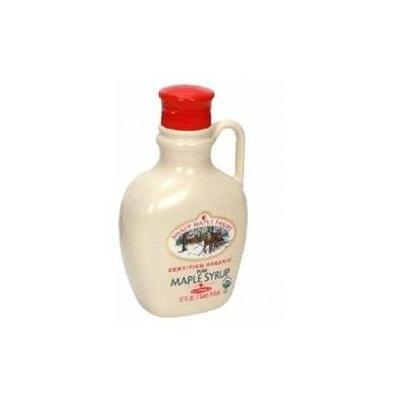 Shady Maple Farms 39762 Organic Grade Maple Syrup B Bkn