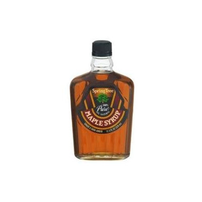 Spring Maple Syrup 32812 Organic Grade B Maple Syrupglass