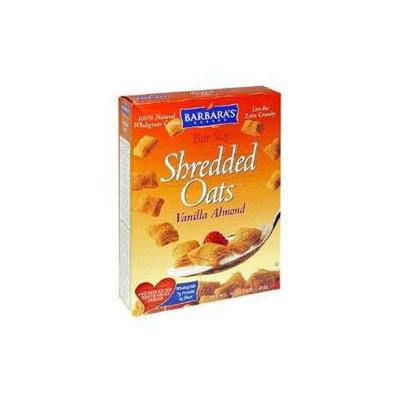 BARBARA'S BAKERY Vanilla Almond Shredded Oats 16 OZ