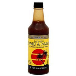 SAN-J Sweet & Tang Cooking Sauce 10 OZ