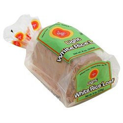 ENER-G Light White Rice Loaf 8 OZ
