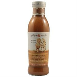 Ginger People 21466 Ginger Peanut Sauce