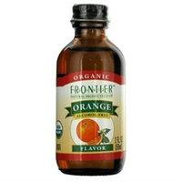 Frontier Herb 34090 Organic Orange Flavor A-F