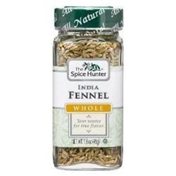 Spice Hunter Fennel Seed (6x6/1.6 Oz)