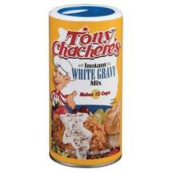 Tony Chachere's Tony Chacheres B03024 Tony Chacheres White Gravy Mix -12x5 Oz