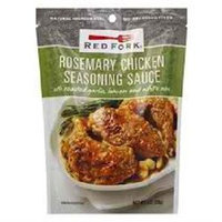 Red Fork Rosemary Chicken Seasoning Sauce 8 oz