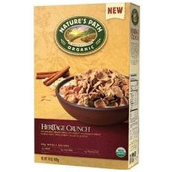 Ture`s Path Nature's Path Organic Heritage Crunch Cereal - 14 oz