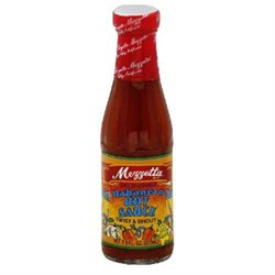 Mezzetta BG15793 Mezzetta Calif Hbnro Hot Sauce - 6x7.5OZ