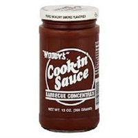 Woody's Woodys BG19744 Woodys Cook In Sauce - 6x13OZ