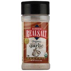 REAL SALT Realsalt Organic Garlic Salt 4.75 OZ