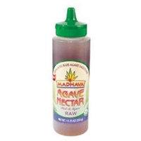 Madhava Natural Sweeteners - Agave Nectar Raw - 11.75 oz.