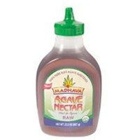 Madhava Natural Sweeteners - Agave Nectar Raw - 23.5 oz.