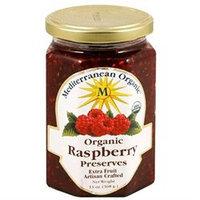 Mediterranean Organics 24631 Organic Raspberry Preserves
