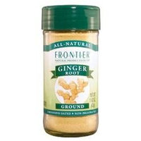 Frontier Herb 28526 Organic Ground Ginger Root