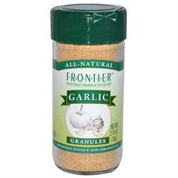 Frontier Herb 28447 Organic Garlic Granules