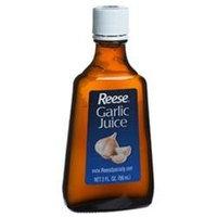 Reese B02404 Reese Garlic Juice -12x2oz