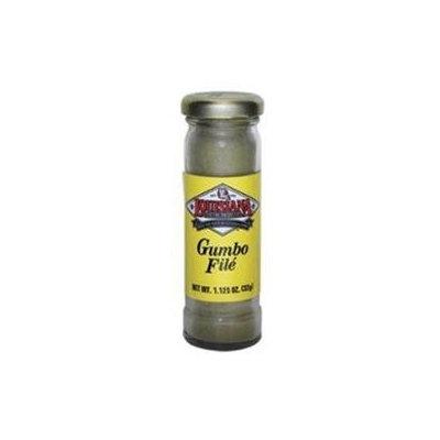Louisiana Fish Fry Gumbo File Powder (12x12/1.12 Oz)