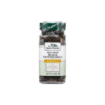 Spice Hunter Malabar Black PeppercornsWhole (6x6/2.1 Oz)
