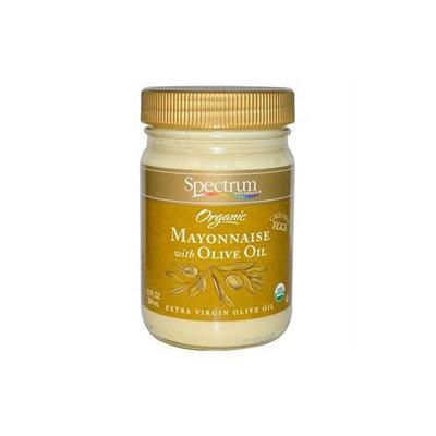 Spectrum Diversified SPECTRUM NATURALS Organic Olive Oil Mayonnaise 112 OZ