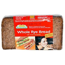 MESTEMACHER BREAD Whole Grain Rye Bread 17.6 OZ