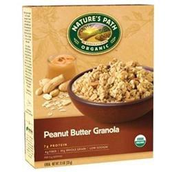 NATURE'S PATH Organic Peanut Butter Granola 11.5 OZ