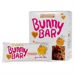 Bangalla 85317 18 Rabbits Bunny Mimi Merry Mango StrawberryBars- 6x6x1.05 OZ